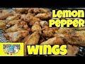 Lemon Pepper Wings Revisited