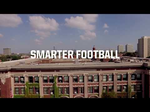 Riddell Believes in Smarter Football