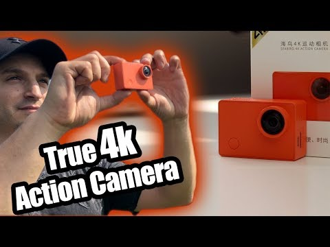 Seabird 4K Action Camera Review - Budget GoPro Alternative Under $100