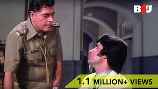 Amitabh Bachchan At Police Station | Mr Natwarlal | B4U Mini Theatre