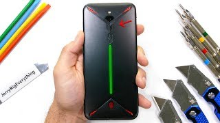 Red Magic 3 Durability Test! - a FAN *inside* a Phone?!
