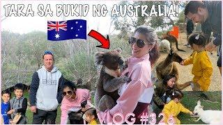 SINO ANG MATATAKUTIN KUNG ANAK? |  PASYAL TAYO DITO SA BUKID NG AUSTRALIA