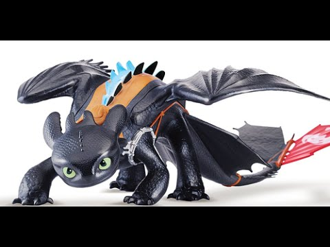 Alpha Toothless & Hiccup Flight Mask