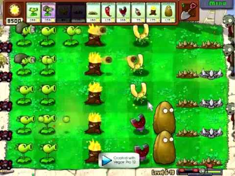 Plants Vs Zombies - Unlimited Sun Cheat Engine. [EASY]