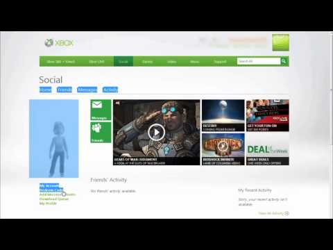 How to Redeem Xbox Live Gold Membership Code using your PC