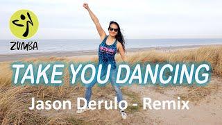 Zumba   Take You Dancing Remix - Jason Derulo   Dance Passoion Zumba