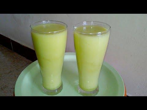 மாங்காய் ஜூஸ் செய்வது எப்படி   How To Make Raw Mango Juice   Summer Special Juice Recipes