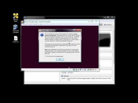 Install Ubuntu Linux in a custom Virtualbox virtual machine