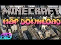 Minecraft Xbox One/Bedrock Edition - City Map W/Download (mcpe city map download)