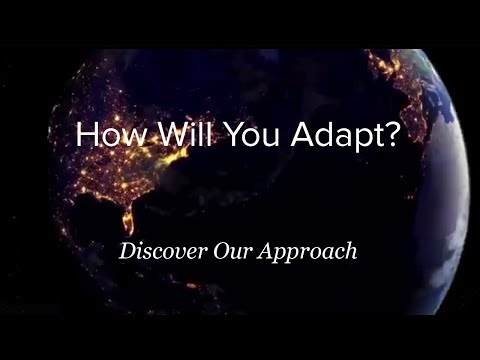 NEW! How will you adapt?