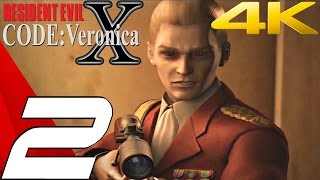 Resident Evil Code Veronica X HD - Gameplay Walkthrough Part 1