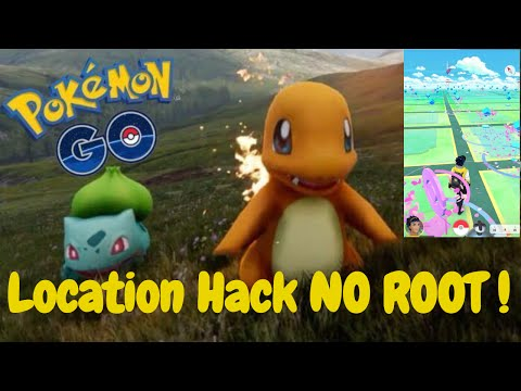 How to Change location in Pokemon Go (Hack) NO ROOT for Android