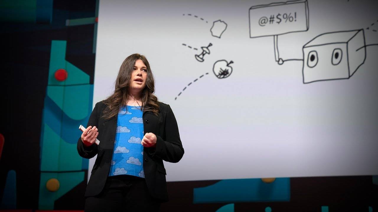 The danger of AI is weirder than you think   Janelle Shane