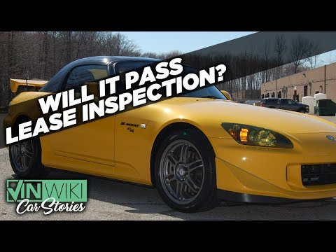 How much fun can you have in someone else's leased S2000 CR?