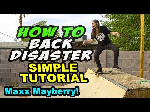 Tutorial: BACKSIDE DISASTER (How To)