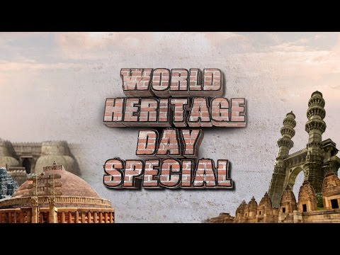 Epic Treasures Of India | World Heritage Day Special #WorldHeritageDay