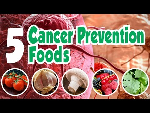 5 Cancer Prevention Foods ✔️ Must be present in your daily diet