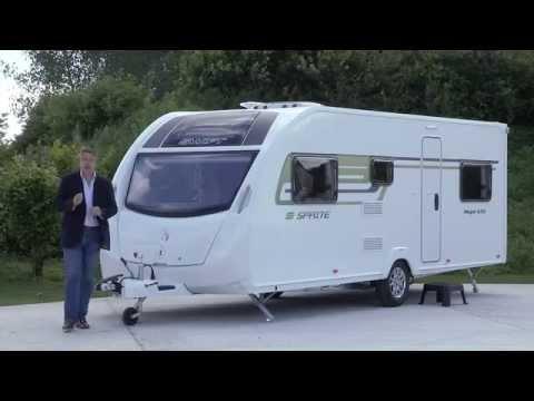 Sprite Caravans 2015 Season