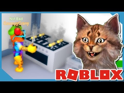 SPENDING ALL MY ROBUX IN ROBLOX COOKING SIMULATOR