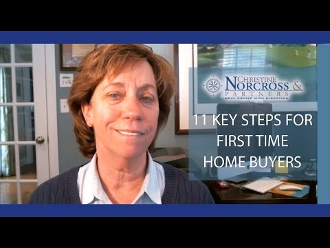 Boston Real Estate Agent: 11 Key Steps for First Time Home Buyers