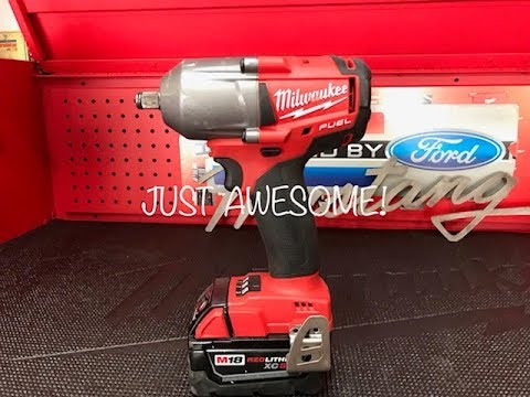Milwaukee Mid Torque Impact Wrench Review