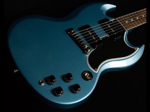 Gibson Custom Shop SG Special Gloss  •  SN: 020051