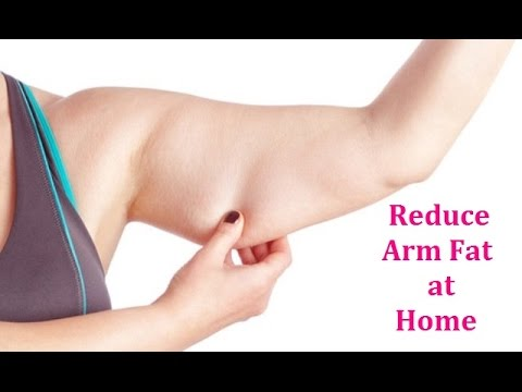 How to Lose Arm Fat  - Best Video to get rid of arm fat