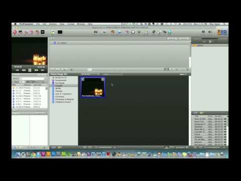 ProPresenter Tutorial - How to Loop Your Videos in Presenter Mode.mov