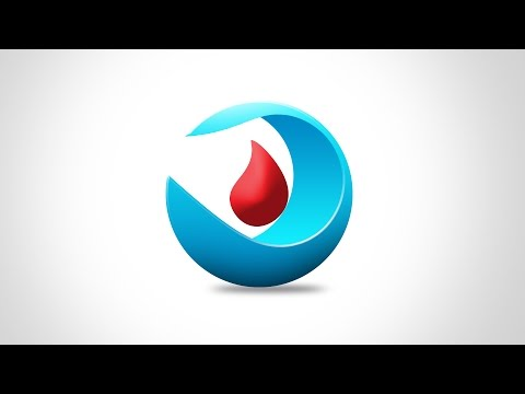 How to Create Professional Logo Design in Photoshop cs6 | Tutorial
