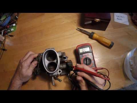 How to Adjust a Throttle Position Sensor