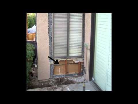 Remove Window And Install Door - Building Remodeling