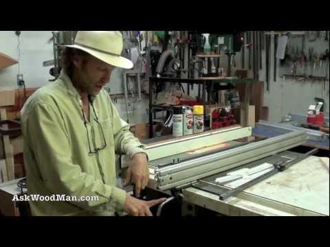 How To Build A T-Square Table Saw Fence For Aluminum Extrusions