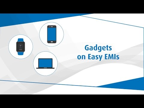 Gadgets on Easy EMI | EMI Network Card | Bajaj Finserv