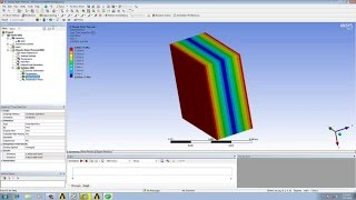 CFD ANSYS Tutorial - Heat Sink Thermal Analysis | Fluent