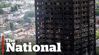 London highrise fire angers many as death toll climbs