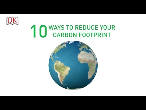 Earth Day - 10 Ways to reduce carbon footprint