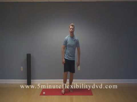 Release Tight Hamstrings in Seconds