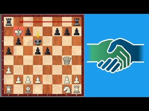 The Greatest Draw In Chess History
