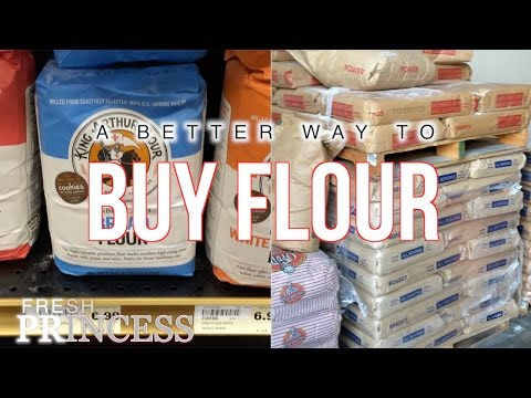 A Better Way To: Buy Flour  |  Fresh P