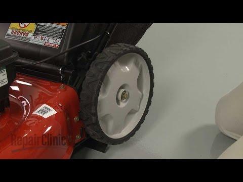 MTD Lawn Mower Rear Wheel Replacement #634-04625