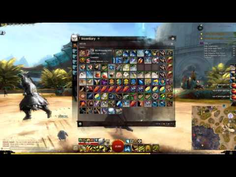 Guild Wars 2 - 1000 Giant - Wintersday Gifts - 2015