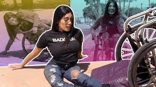 ¿Cómo bajar una rampa si estás en silla de ruedas?