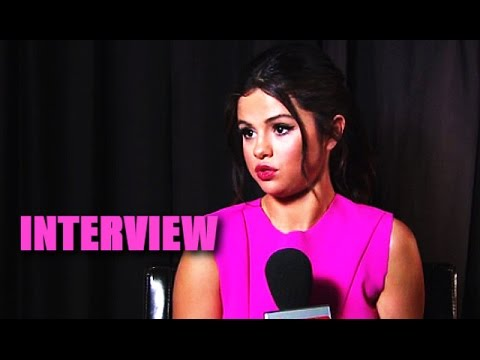 Selena Gomez Reveals Why Being Famous Doesn't Make Her Happy