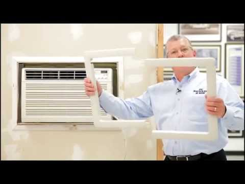 Air Conditioners - Pre-Existing Sleeve Installation