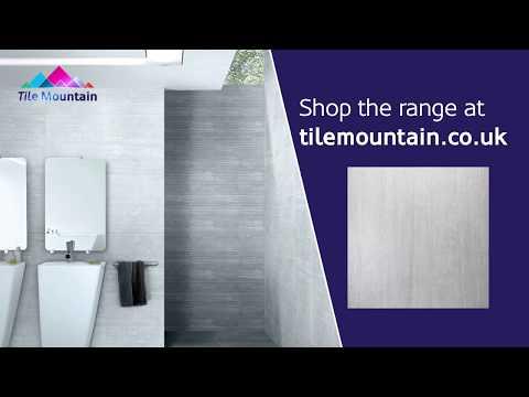 Quick Look: Cement Ash Structured Floor Tile (442965) - Tile Mountain