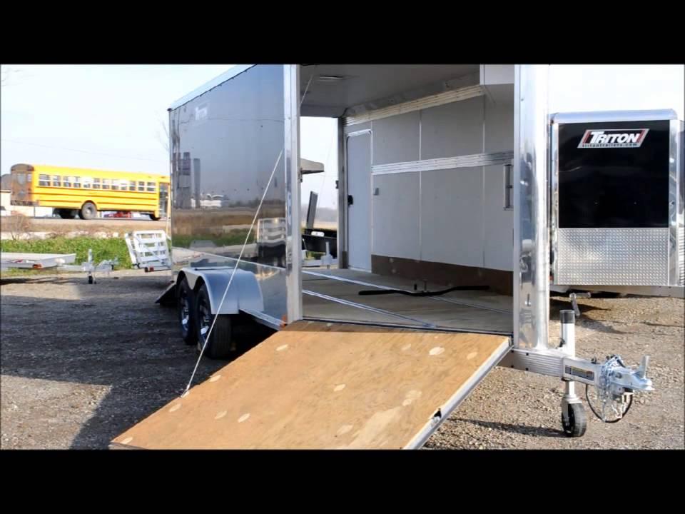 Snowmobile Trailers for Sale   Reinhart Trailer Sales