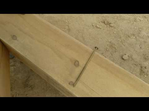 How to Build a Timber Truss