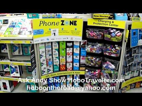 USA Cellphone Smartphone the Hobo Way