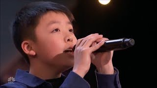Jeffrey Li: Boy 13-Year-Old Get A Dog From Simon With