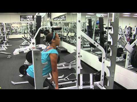 How to Get Track Legs : Great Exercise Tips